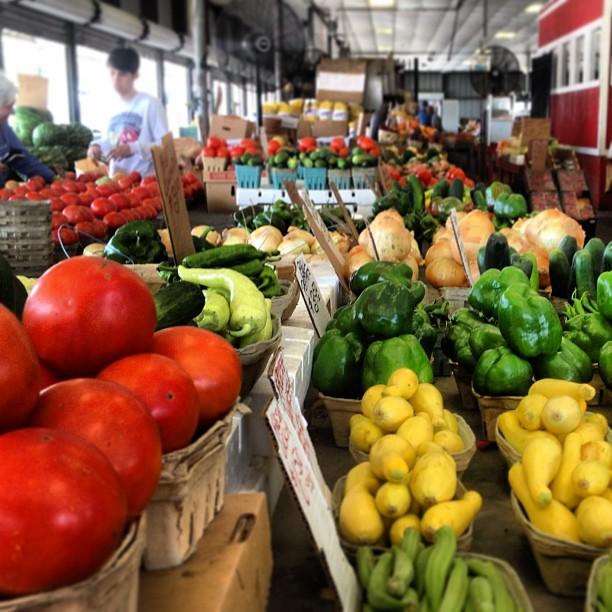 Birmingham Farmer's Market