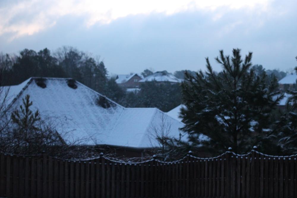Snow Storm Pax, Sunrise 2/13/14